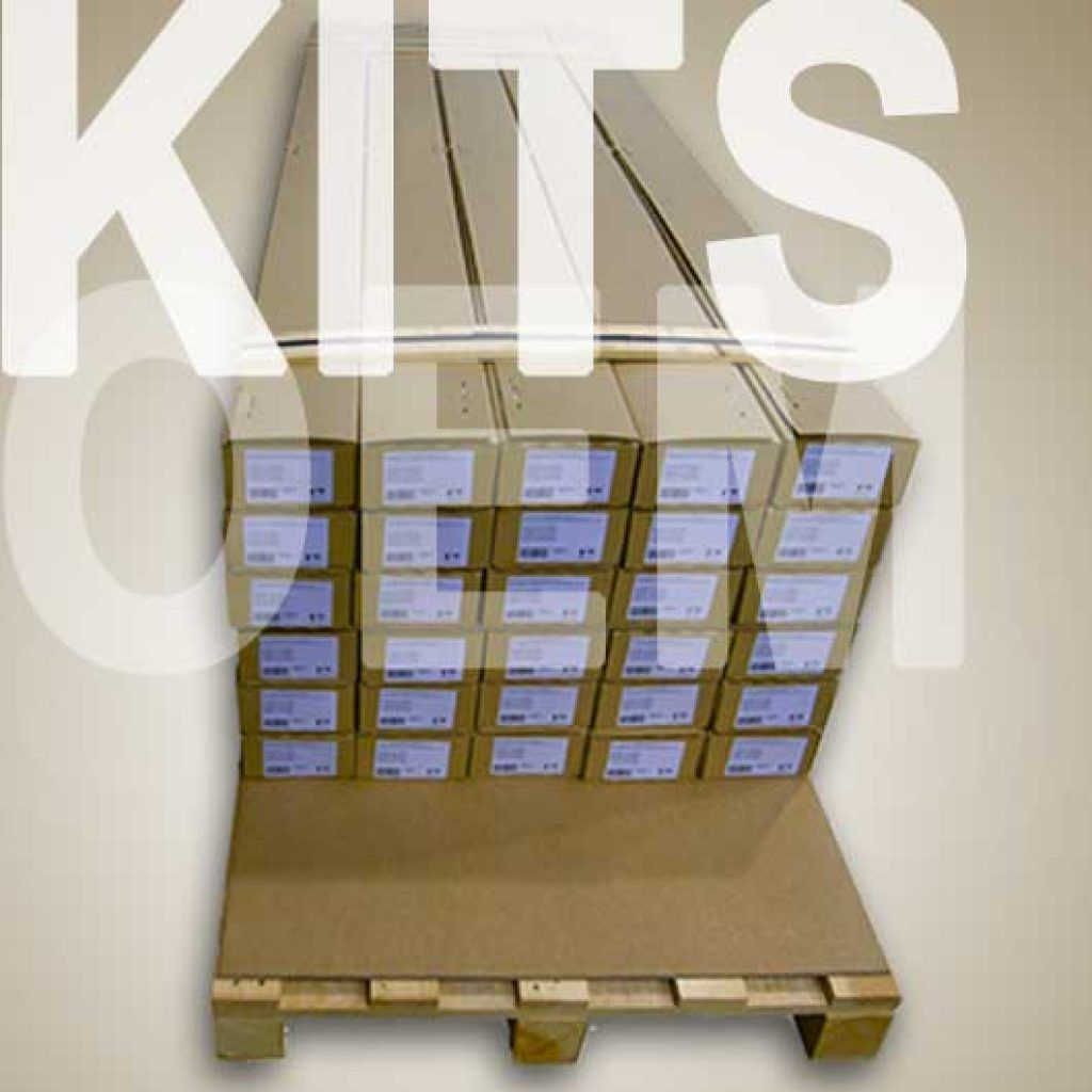 Estructura para panel solar Kit OEM Solarstem