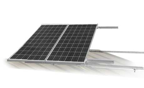 Solar Panel Mounting Systems For Sloped Roofs Solar